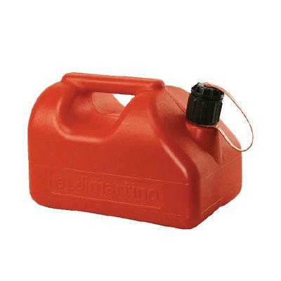 Műanyag benzinkanna 5 l TANK5