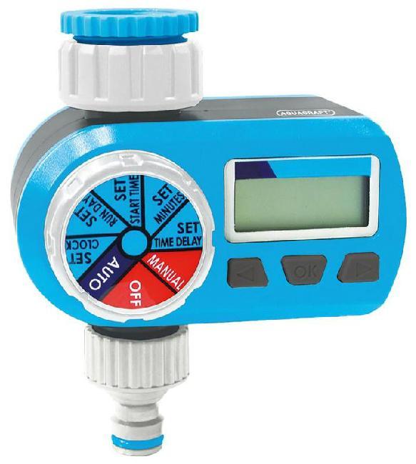 AQUACRAFT digitális időzítő 290140 SP-256791