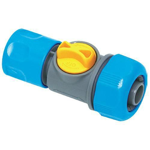 AQUACRAFT tömlő csatlakozó szeleppel 550263 5/8 3/4  col SP-256620