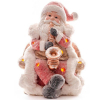 Xecco Télapó szaxofonnal karácsonyi dekoráció 19005 LED