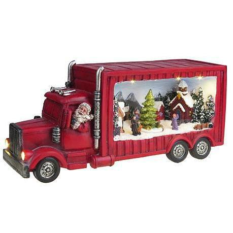 Xecco karácsonyi kamion 6060 LED SP-8090286