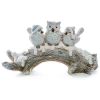 Xecco madarak faágon dekoráció 24095