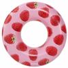 Bestway 36229 felfújható kerek úszógumi eper mintás 119 cm