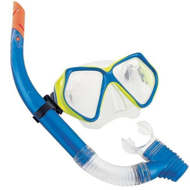 Bestway Hydro-Pro Ocean Diver gyerek búvár szett kék SP-8050149