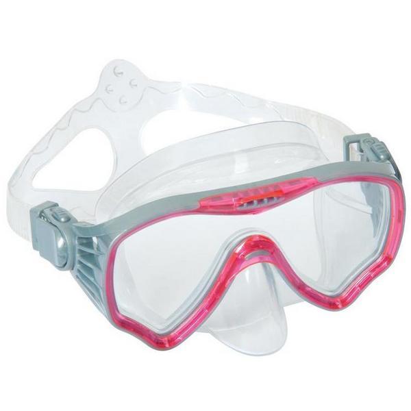 Bestway Hydro-Pro Submira Dive búvárszemüveg rózsaszín SP-8050148