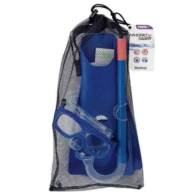Bestway Hydro-Swim Freestyle Snorkel gyerek búvár szett csomag