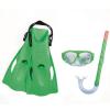 Bestway Hydro-Swim Freestyle Snorkel gyerek búvár szett zöld