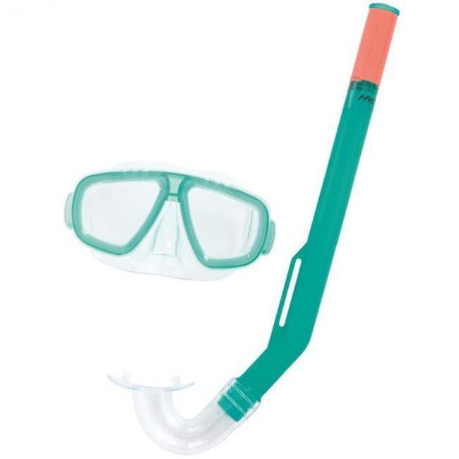 Bestway Hydro-Swim Fun Snorkel gyerek búvár szett zöld SP-8050143