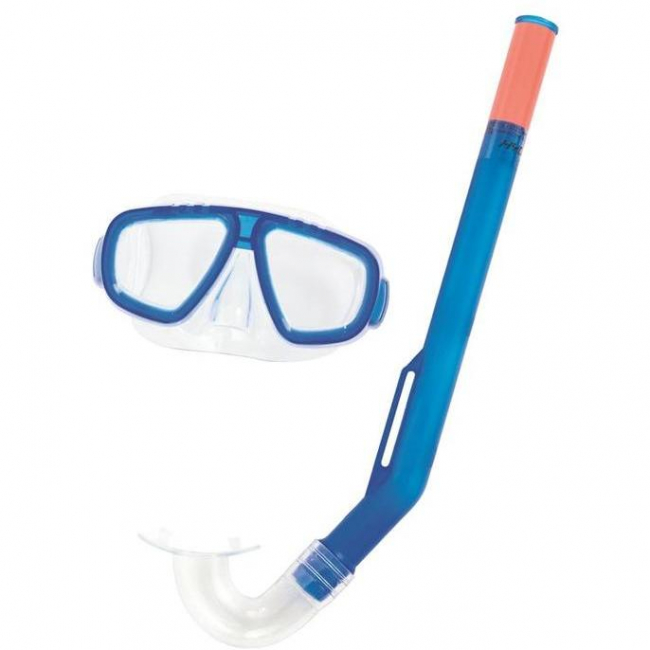 Bestway Hydro-Swim Fun Snorkel gyerek búvár szett kék SP-8050143