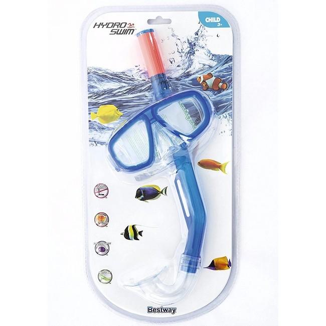 Bestway Hydro-Swim Fun Snorkel gyerek szett kék