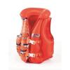 Bestway Swim Safe Deluxe felfújható mellény narancs SP-8050104