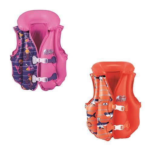 Bestway Swim Safe Deluxe felfújható mellény SP-8050104