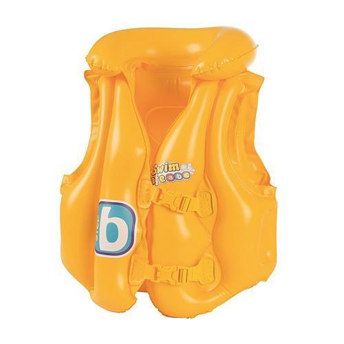 Bestway Swim Safe felfújható mellény sárga SP-8050103