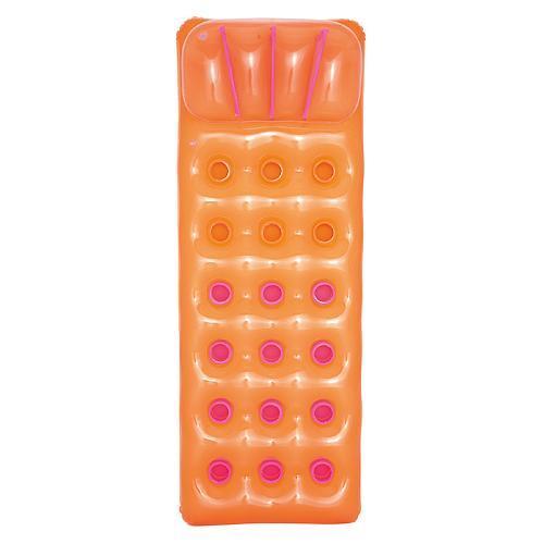 Bestway felfújhajtó matrac 43015 narancs 188 cm SP-8050046