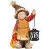 MagicHome Halloween kislány lámpával 58102