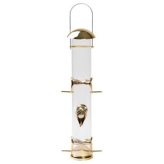 Műanyag adagolós madáretető réz SP-2171763