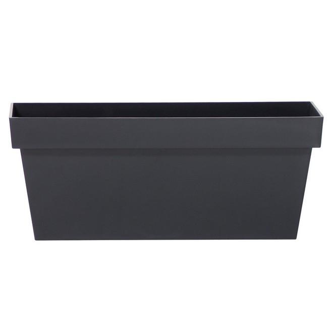Prosperplast Cube Case DCUC400 balkonláda antracit SP-255004