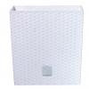 Prosperplast Rato low DRTS325L virágcserép fehér