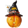 Xecco Halloween töklámpás kalappal szellemmel 2411