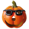 Xecco Halloween töklámpás szemüveggel 2333