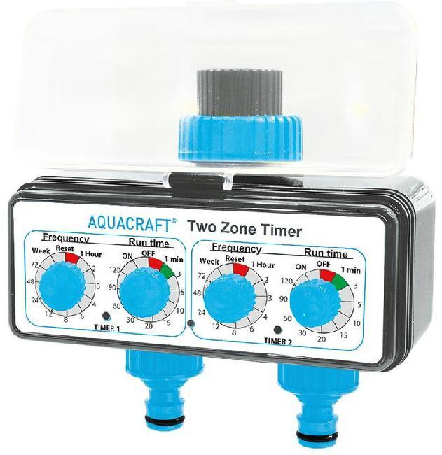 AQUACRAFT elektromos kétágú időzítő 290160 SP-256792