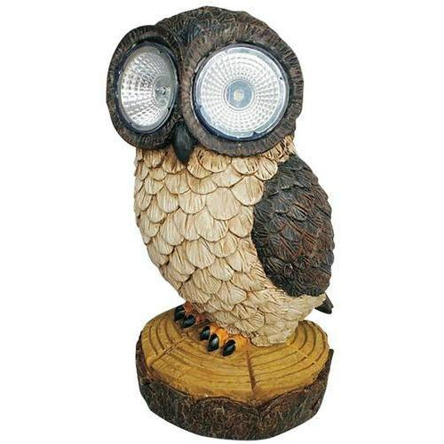 Bagoly szolár lámpa SP-8090613