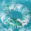Bestway 36237 kerek úszógumi kék trópus mintás 119 cm SP-8050222