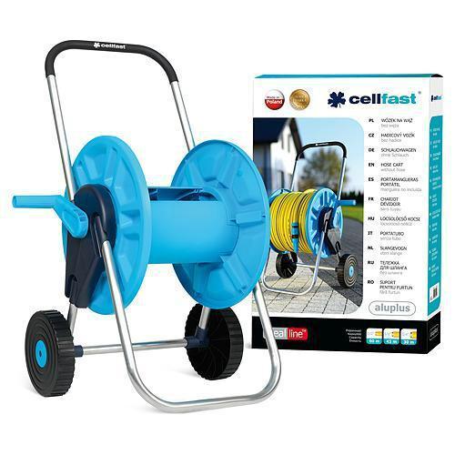 Cellfast tömlőkocsi 1/2 col 45 m ALUPLUS SP-256623C