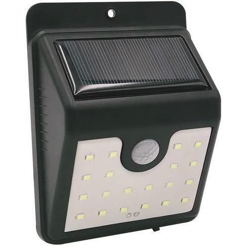 Szolárlámpa box mozgásérzékelővel SL6250 SP-2171371