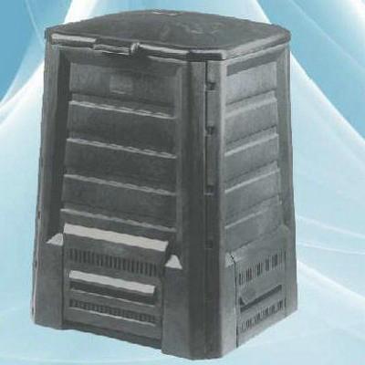 Komposztáló láda fekete 340 liter