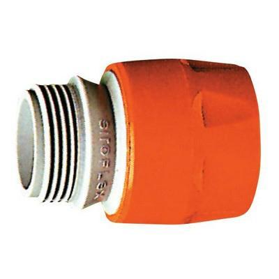 Siroflex csatlakozó külső menetes kuplung csatlakozással