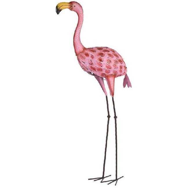 Strend Pro Gecco flamingó kerti dísz 6304 SP-8090664