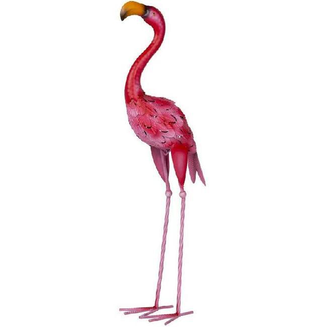 Strend Pro Gecco flamingó kerti dísz 8299 SP-8090674