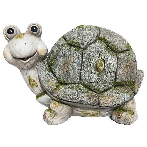 Strend Pro Gecco teknős kerti dísz 8102 SP-8090462