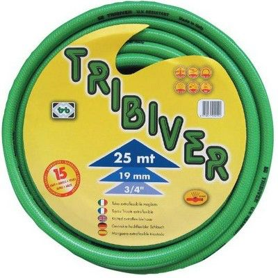 TRB Tribiver profi zöld tömlő 3/4 col 25 m PZ1925