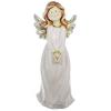 Xecco álló angyalka figura 82032