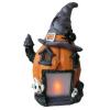 Xecco halloween töklámpás házikó 2416