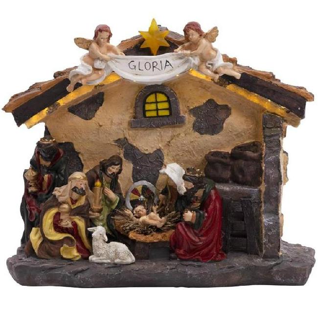Xecco karácsonyi Bethlehem 6751 LED SP-8090813