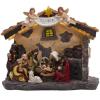 Xecco karácsonyi Betlehem 6751 LED