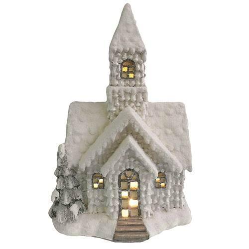Xecco templom behavazva dekoráció 185088 LED SP-8090482